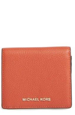 'Mercer' Leather Card Case