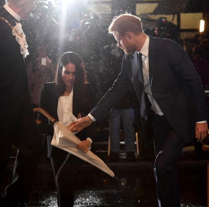 Prince Harry and future Princess 👸🏽 Meghan Markle